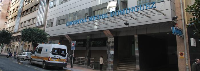 El Hospital Miguel Domínguez incorpora una terapia novedosa para el tratamiento del párkinson avanzado