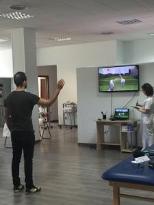Realidad virtual en Vithas Salud Fisium