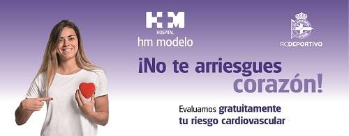 HM Hospitales pone en marcha en A Coruña la quinta edición de su campaña de prevención cardiovascular