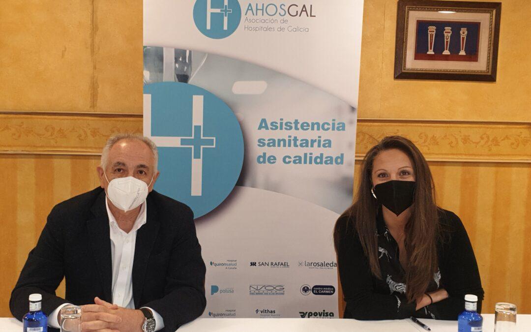 Ahosgal y ABANCA activan alternativas de financiación para los profesionales sanitarios